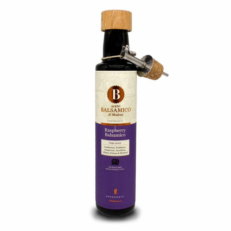 Greenomic Rasperry Balsamico di Mondena 250 ml