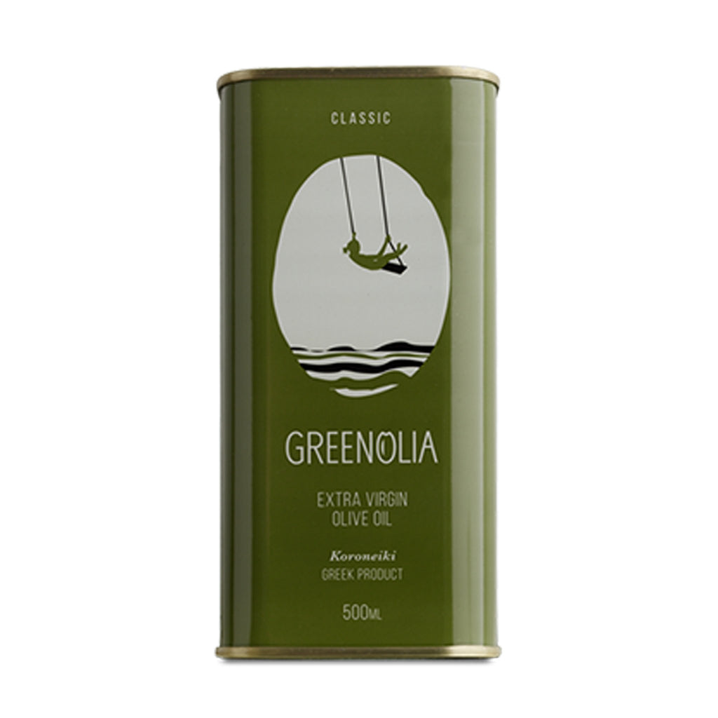 Greenolia Classic tin green 500ml