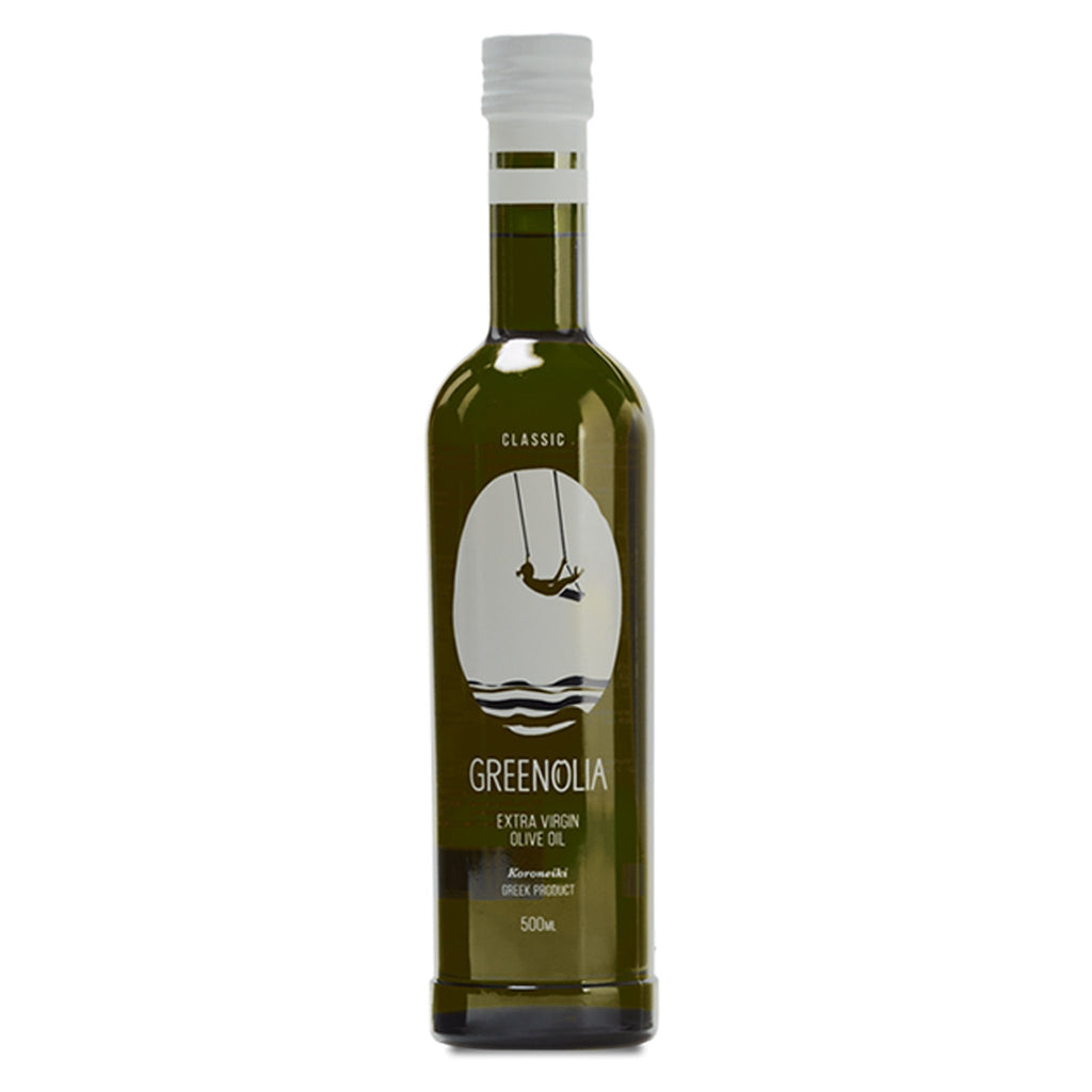 Greenolia Classic bottle green 500ml