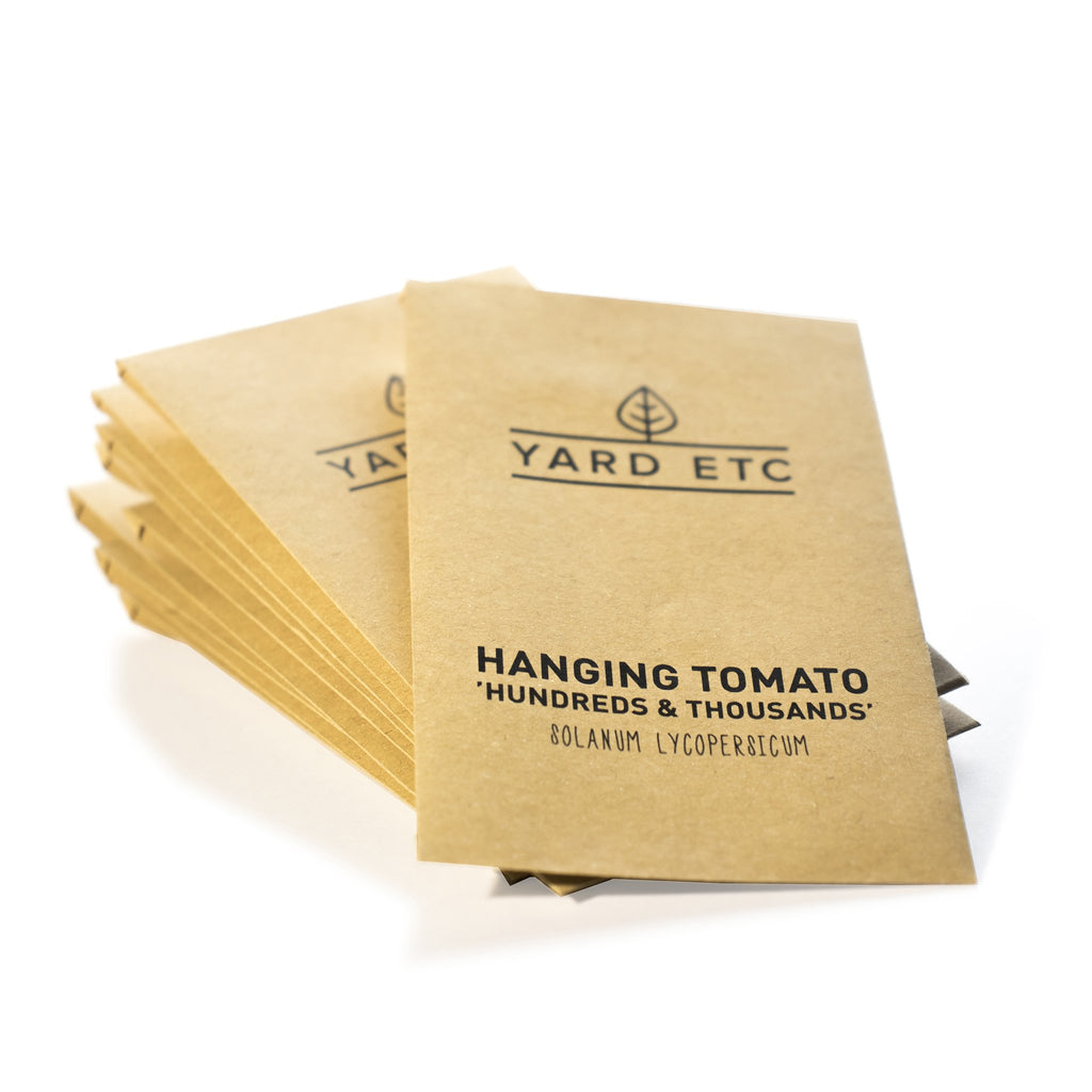 Yard Seed Hanging Tomato - Hundreds & Thousands