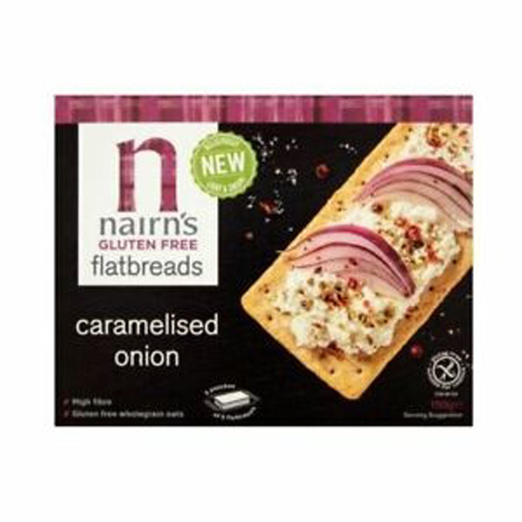 Nairns Flatbreads Caramelised Onion