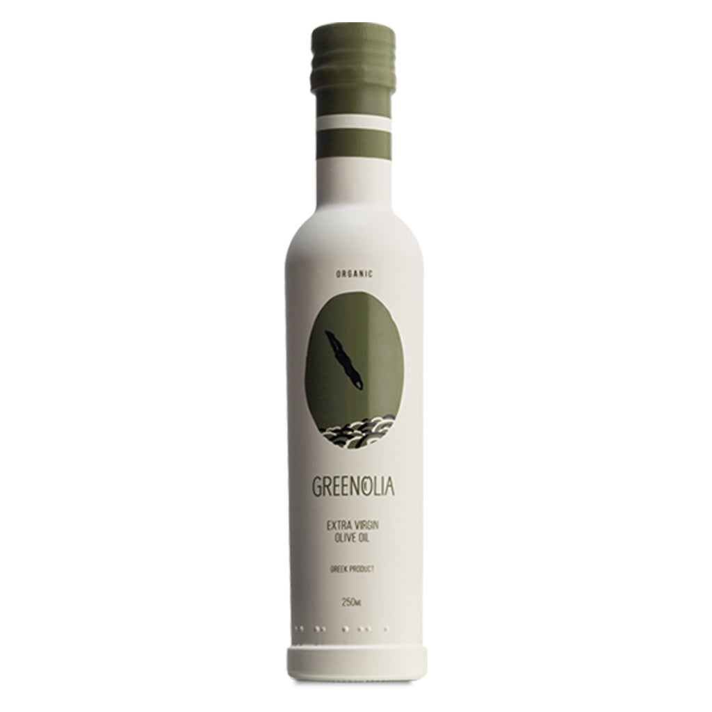 Greenolia Organic bottle white 250ml