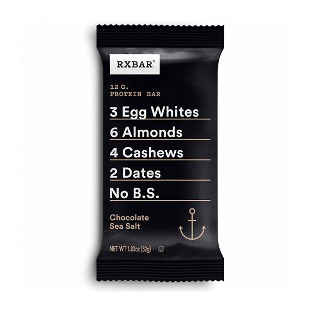 RXBAR Protein Bar Chocolate Sea Salt 52g