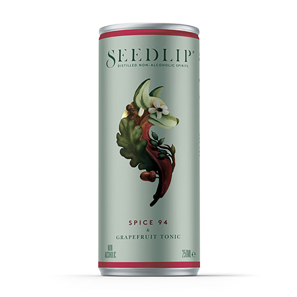 Seedlip Spice 94 & Grapefruit