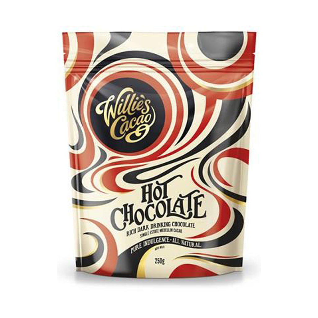 Willie's Cacao - Hot Chocolate Medellin Cacao 250g