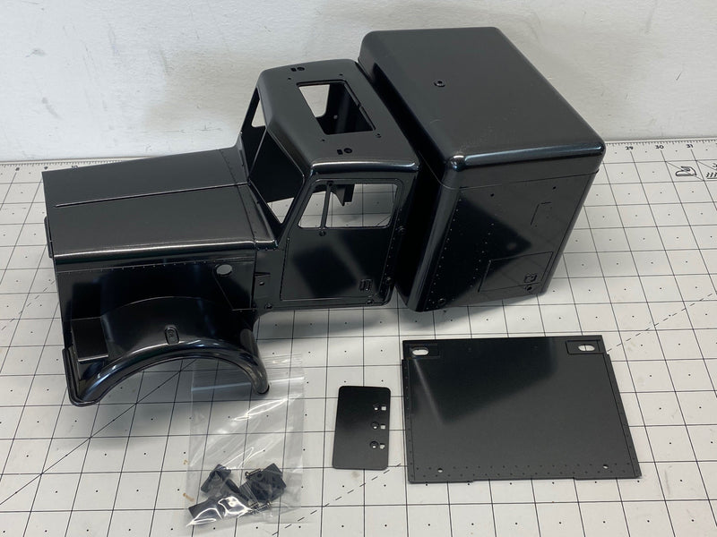 Body Shell & Bulkhead King & Grand Hauler - Metallic Black
