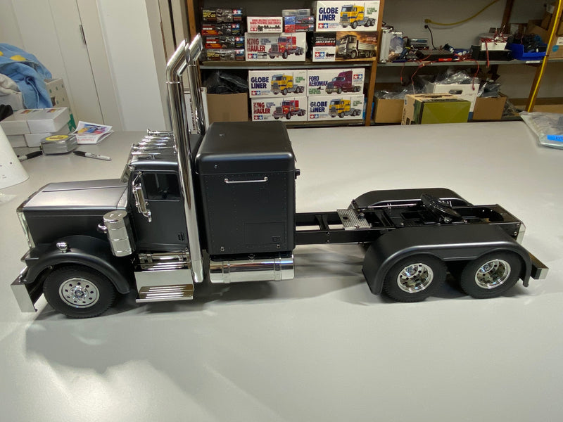 Grand Hauler - Black - Custom Built