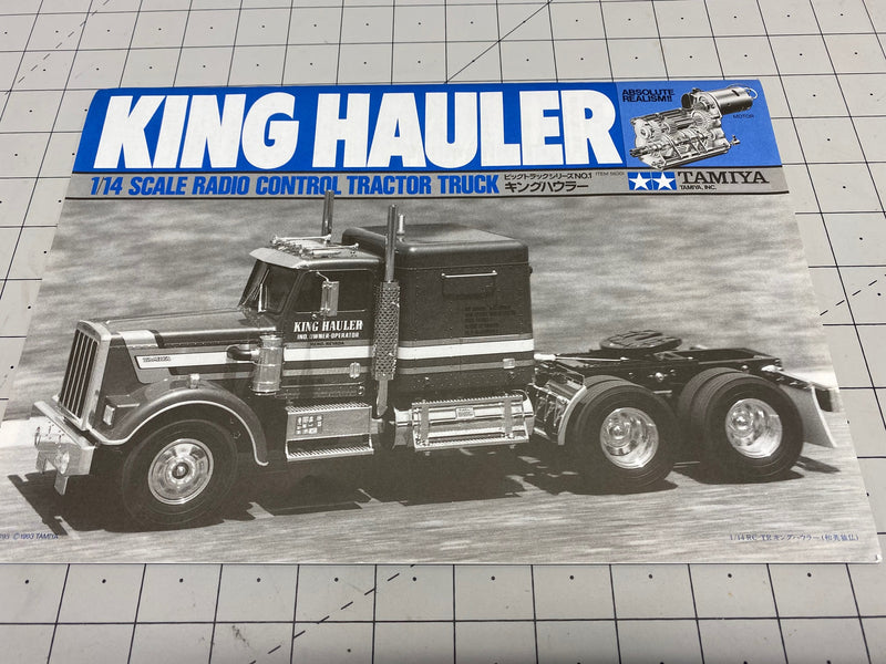 Manual - King Hauler