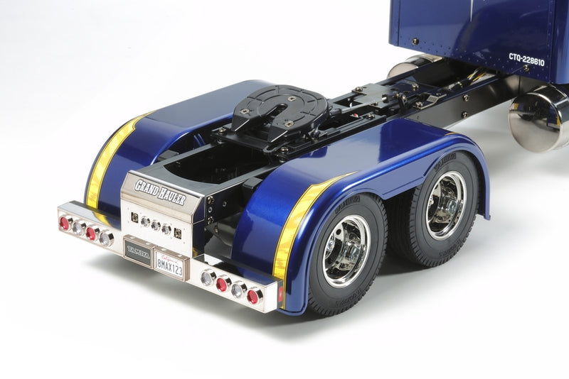 RC Grand Hauler - Unpainted Version