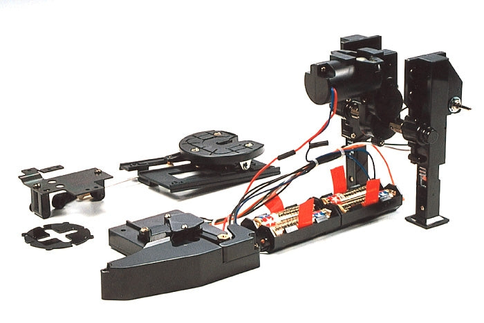Motorized Trailer Support Legs