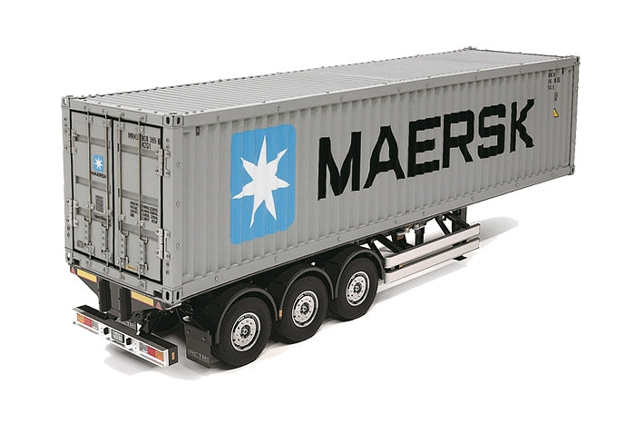 RC Container Trailer Maersk - Add to cart to see special pricing!