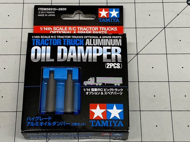 Tractor Truck Oil Damper - Shocks