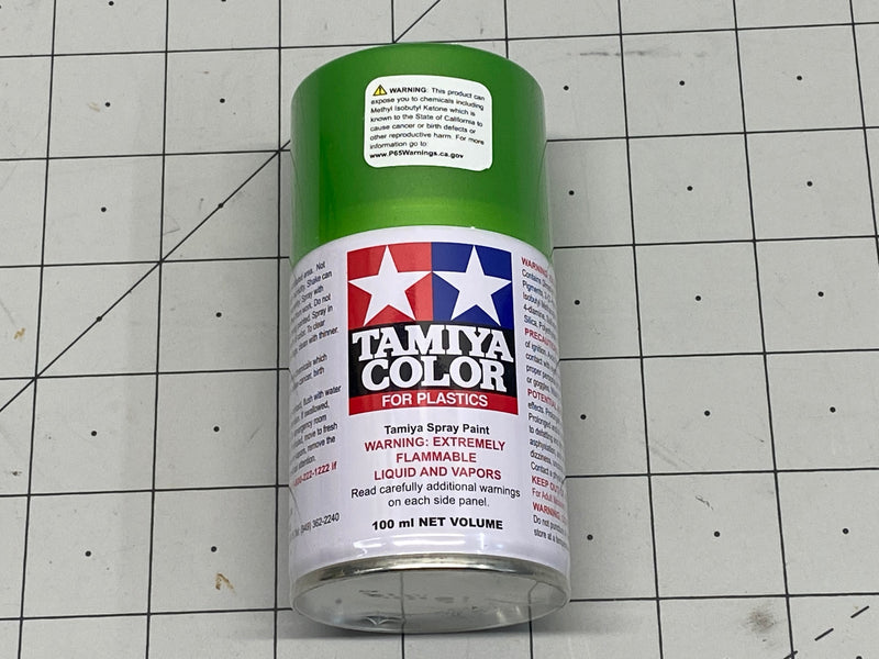 TS-52 Candy Lime Green - Tamiya Spray Paint