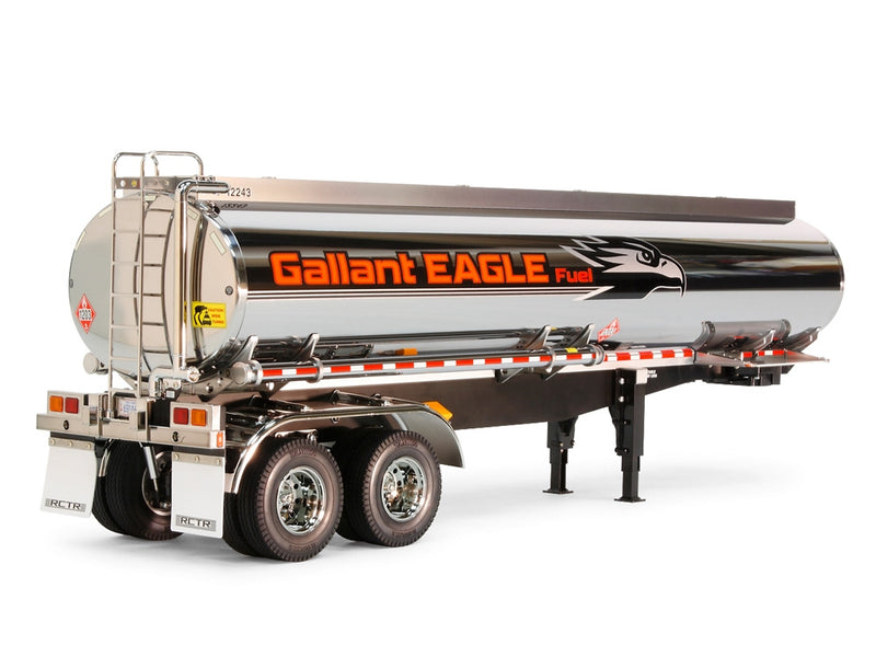 RC Tanker Trailer - Includes Sealed Ball Bearings