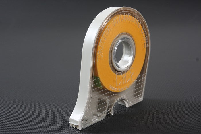 Tamiya 6mm Masking Tape w Dispenser