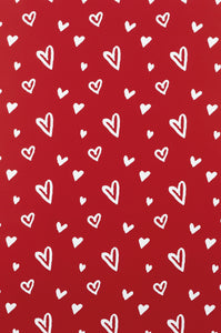"Geschenkpapier ""For Special Moments"" Flying Hearts - ZOEWIE"
