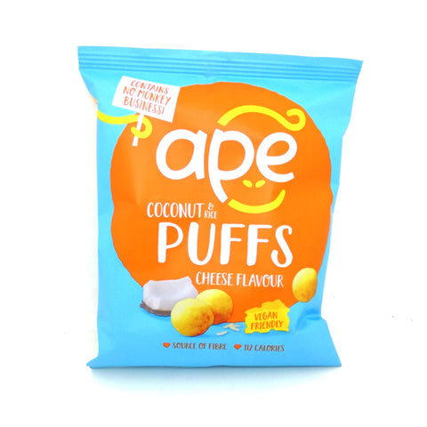 Ape coconut & rice puffs cheese