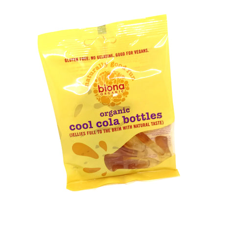 Biona cool cola bottles