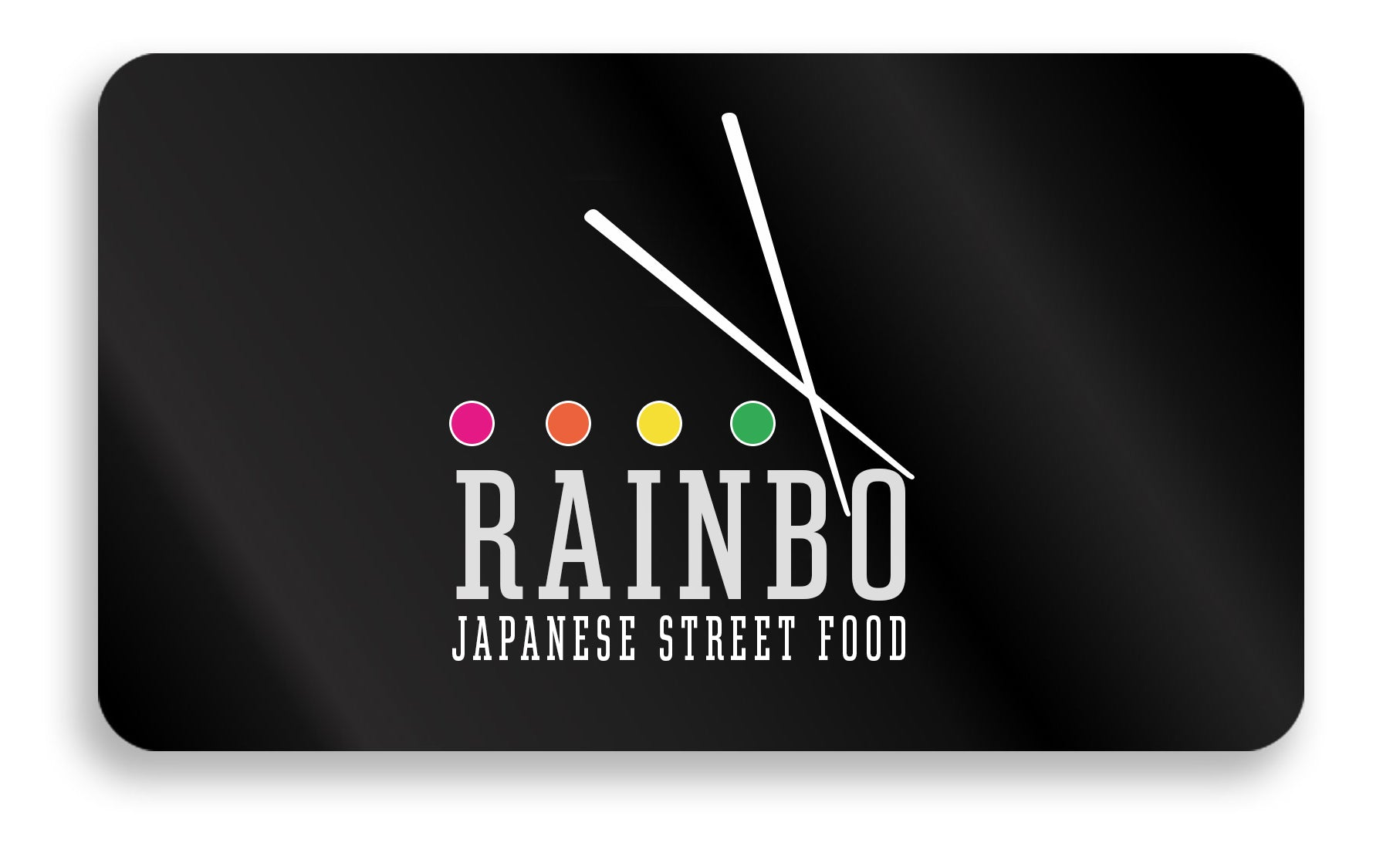 Rainbo Gift Voucher