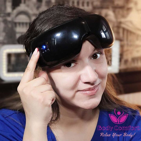 eye massager for eye strain
