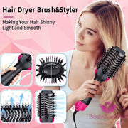 BodyComfort - Brush Hair Dryer
