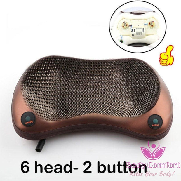 Body Comfort - Shiatsu Massage Pillow
