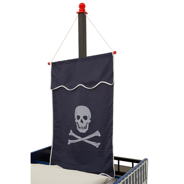 Kids Galleon Pirate Ship Theme Bed