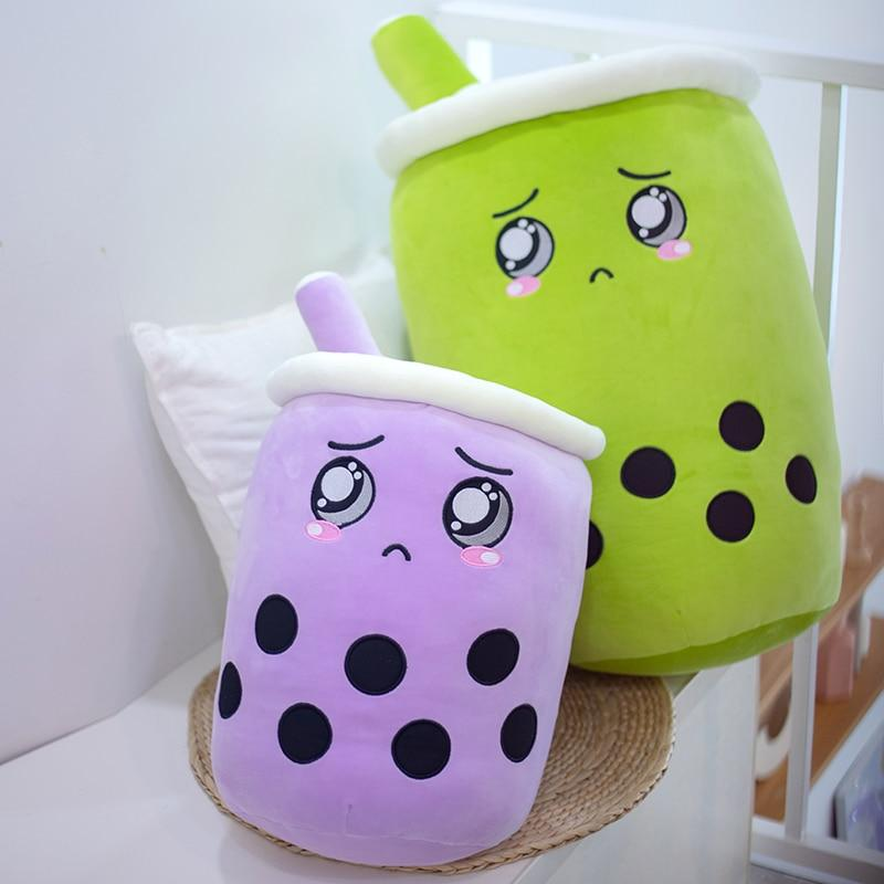 Peluche Bubble Tea Kawaii