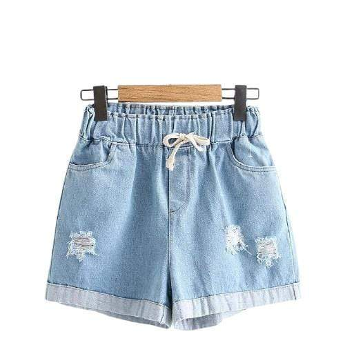 Short jean kawaii