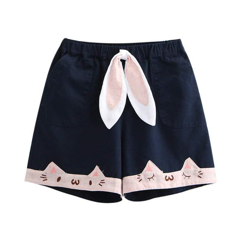 Short lapin Kawaii