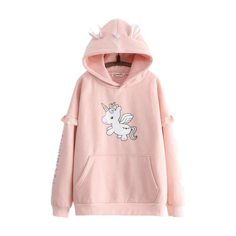 Sweat Kawaii Licorne Gummy