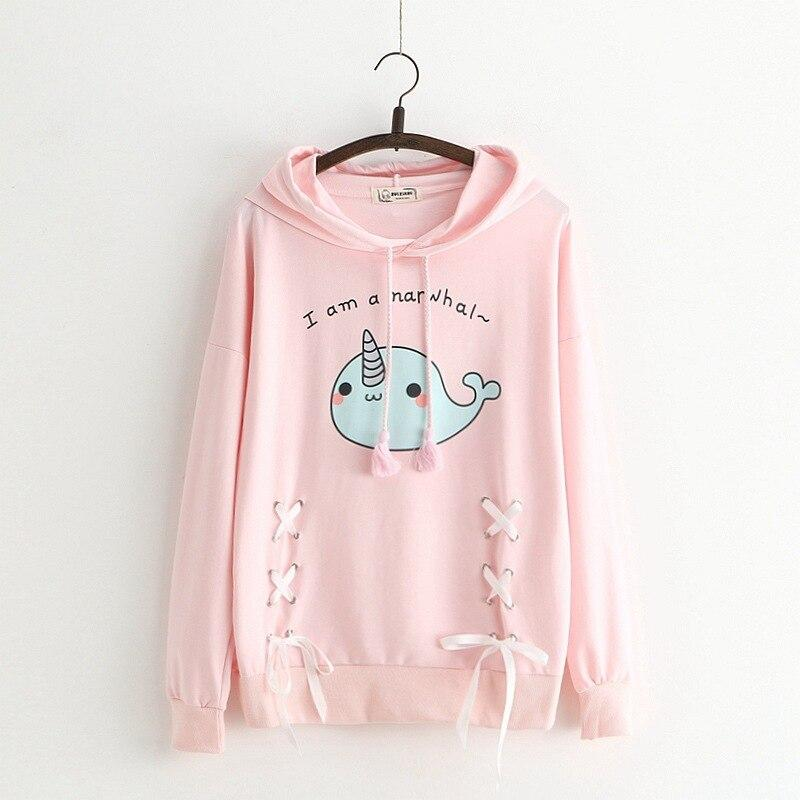 Sweat Kawaii Licorne Nageant