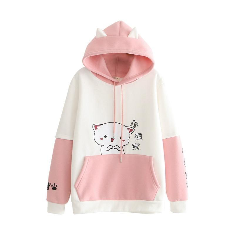 Sweat Kawaii Pastel Nekko