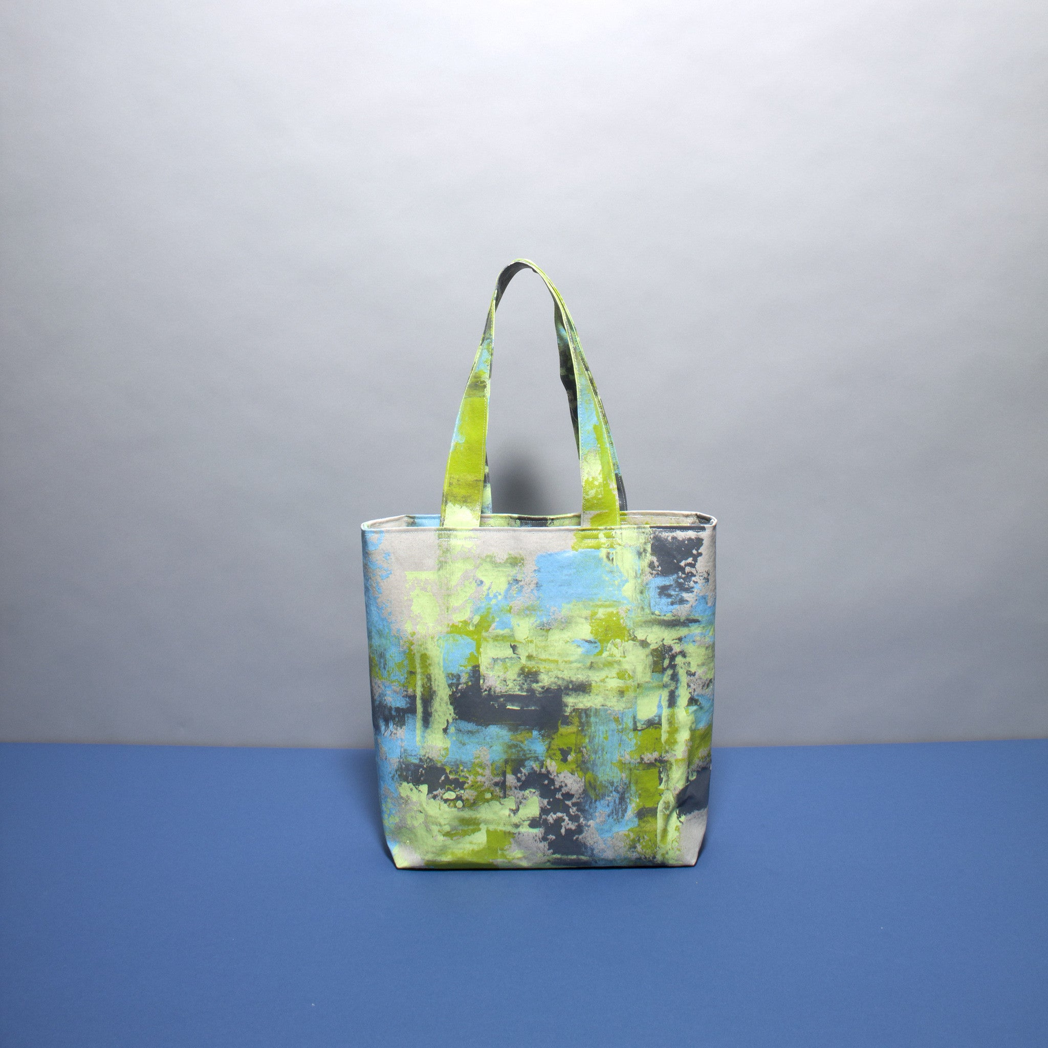 Pastel Hand Painted Bag