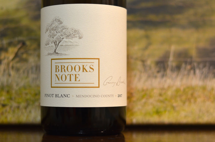 2018 Pinot Blanc Futures, Mendocino County (minimum order of 6 mixed bottles)