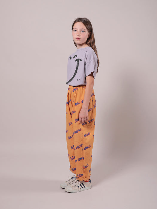 BOBO CHOSES - Retro all over baggy trousers