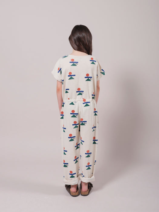 BOBO CHOSES - Balance All Over Fleece Overall