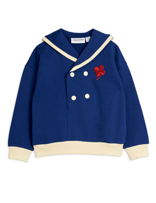 MINI RODINI Sailor sweatshirt