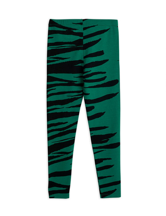 MINI RODINI Baby Basic Tiger leggings