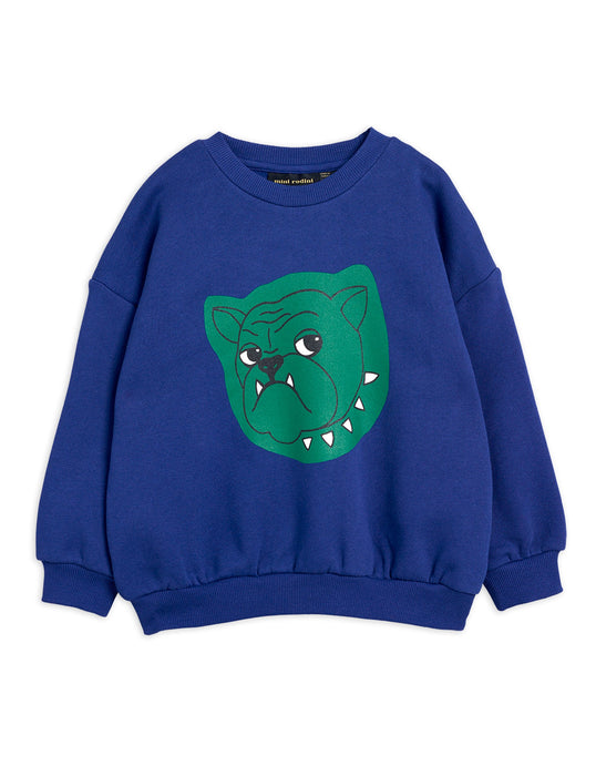MINI RODINI Bulldog sweatshirt