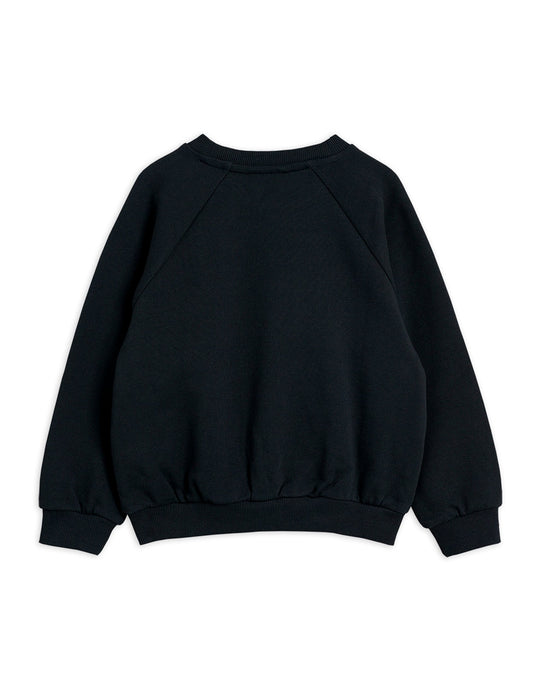MINI RODINI - Moscow Sweatshirt Black