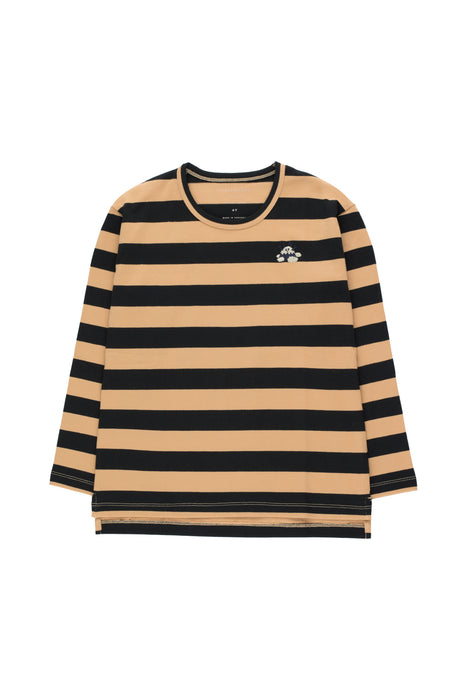 TINY COTTONS - Tiny Fuji striped Tee