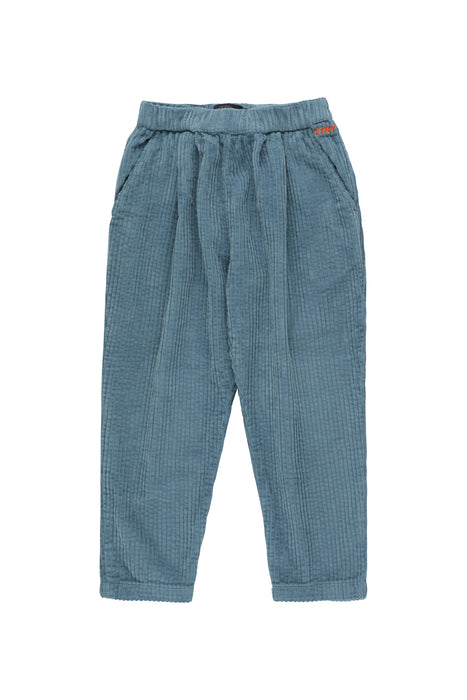 TINY COTTONS - Solid pleated pants