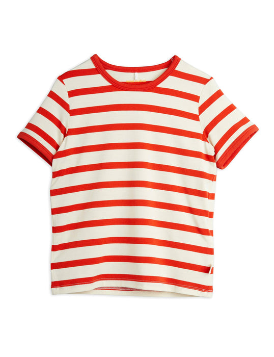 MINI RODINI - Stripe Tee
