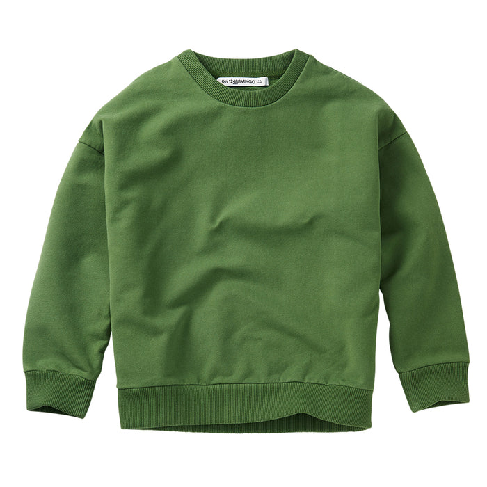 MINGO Sweater moss green