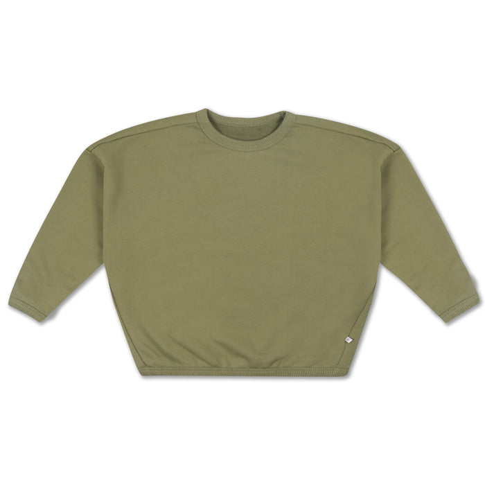 REPOSE AMS. Sweater - loden green