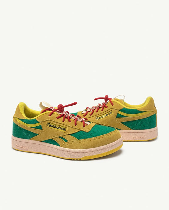 THE ANIMALS OBSERVATORY X REEBOK - Yellow