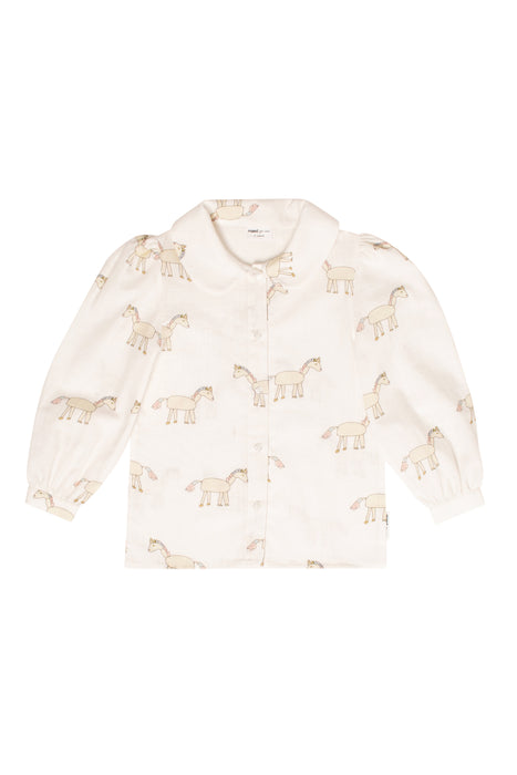 Maed for Mini -  Unusual Unicorn blouse