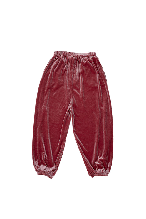 THE CAMPAMENTO Velvet Trousers