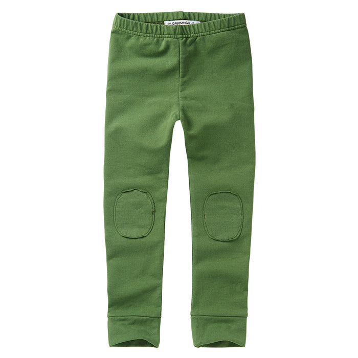 MINGO winter legging moss green